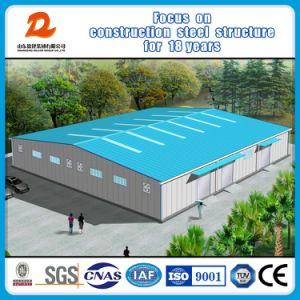 Workshop de aço pré-fabricados de construção rápida