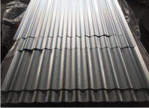 Vendita galvanizzata/strato ondulato tetto di Galvlume con varia figura