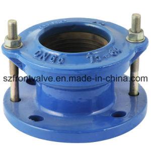 Accoppiamento duttile del ferro per i tubi del PVC o per i tubi duttili del ferro