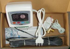 Calefator de água da energia solar/coletor solar pressurizados estojo compato