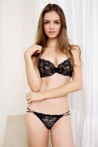Último diseño Venta caliente suba la ropa interior sexy lingerie (CS21124)