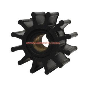 OEMのニトリルの分裂した車輪/シリコーンの外車/ネオプレンのゴム製刃のインペラー
