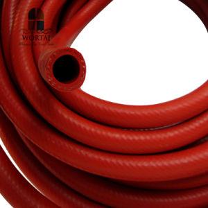 食品等級のブレードのシリコーンゴムのエア・ホースの補強されたシリコーンの管