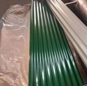 Strato d'acciaio galvanizzato impresso preverniciato del tetto per la costruzione del Mateiral