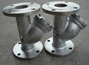 Корзину сетчатый фильтр фильтр T типа DN150