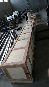 Portello ad alta velocità di conservazione frigorifera dell'otturatore del rullo del PVC con il blocco per grafici d'acciaio