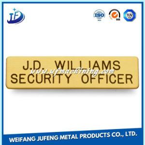 Soem-Blatt-Herstellungs-Metalteile Edelstahl/Aluminium/Stahl