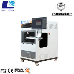 machine de gravure intérieure en cristal du laser 3D pour le cristal