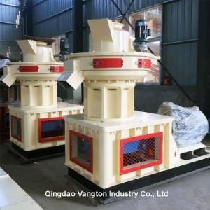 Ligne de production de granules de bois complet/ machine à granulés de bois de la biomasse