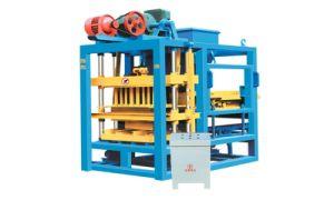 Qt4-25 Blok die Machine Turkije maken