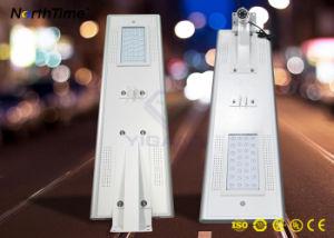 LED 30W de luz solar calle Teléfono con Control de la App.