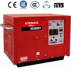 Triebwerk Anfang China 3kw Petrol Generator mit CER (EC3000T)