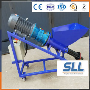 Hidráulica e Elétrica caldas de injecção bomba utilizada para a compactação do solo com argamassa na China