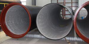 Tubo duttile personalizzato del ferro di Weght dell'indicatore luminoso del tubo del ghisa