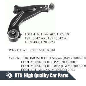 As peças da Suspensão do Braço de Controle Superior e Inferior N OEM 1 311 416 para a Ford Mondeo