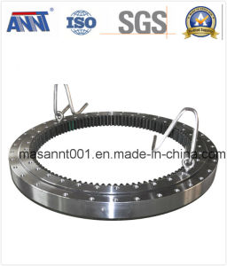 Excavadora Hatichi EX120-3/anillo de rotación el cojinete de giro de la máquina excavadora