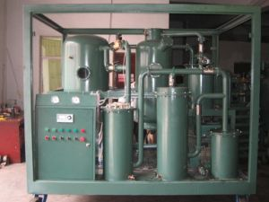 El aislamiento de vacío multifunción purificador de aceite de máquina