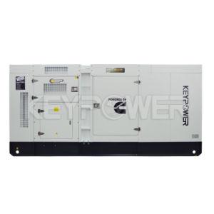 Keypowerのブランドの交流発電機が付いている340kVA 50Hz Fawdeのディーゼル発電機