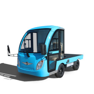 Veículo Eléctrico Hotsale 0,5/1/2/3t Mini Bus de Carga