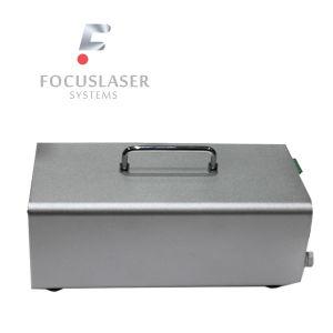 De Machine van de Gravure van de Laser van de Vezel van Jpt van Raycus voor ABS Aluminium