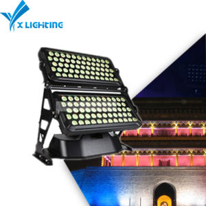 120*15W RGBWA 5in1 Outdoor LED都市Color Light