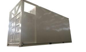 Contêiner de 20 pés do Tanque de Combustível para Motores Diesel
