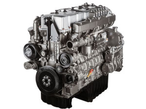 Shangchai 본래 Water-Cooled Four-Stroke 디젤 엔진 (SC9D280)
