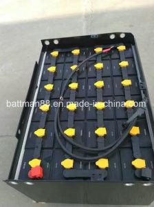 7pzb600 48V600ah глубокую цикла свинцово-кислотный аккумулятор погрузчика системы регулирования тягового усилия