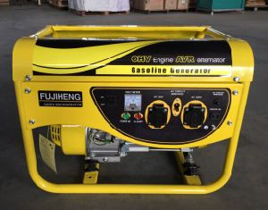 3.0kVA Gasoline Generator met Honda Type Gasoline Engine 5.5HP