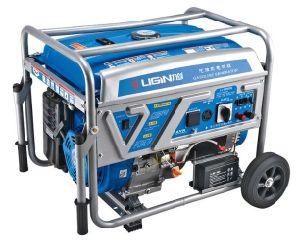 100% kupferner Benzin-Generator-Treibstoff-Generator des Motor-5.5kw