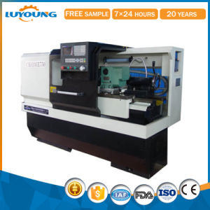 Ck6136自動金属の切削工具CNCの旋盤の鋳造機械