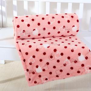 ホーム寝具によって印刷されるポリエステル羊毛毛布