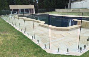 De Frameless Aangemaakte Omheining van het Glas voor de Pool van het Water en Zwembad