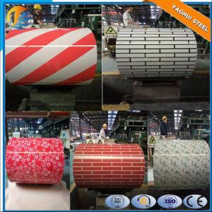 Bobina di Gavanized di colore/strato d'acciaio (PPGI)