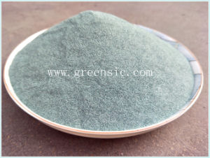 Mikrosilikon-Karbid-Puder des sand-F240 grünes für hoch entwickelte Keramik