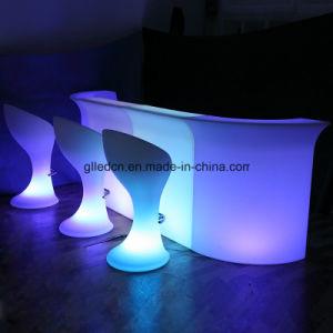 Barra de LED luzes RGB do contador de tabela de eventos