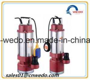 Многоступенчатого полупогружном судне сточных вод серии SPA электрического водяного насоса