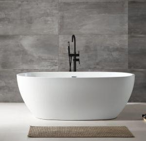 Классический Woma акриловый свободного постоянного Soacking спа душ в ванной джакузи (Q360S-A)