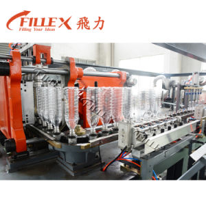 Plastic Bottle Blowing Mould Machine with It