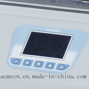 定温器を揺する実験室の自動軌道シェーカー