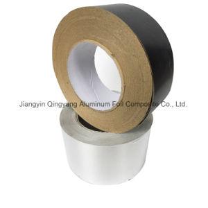 熱絶縁体テープのための黒い銀製の紙テープ