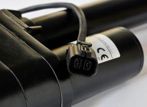 12 VDC-Hochleistungslinear-Verstellgerät