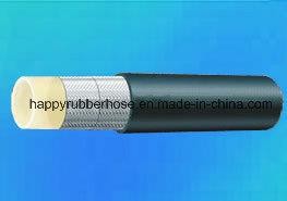 Uno o due tubo flessibile dello spruzzo della vernice della treccia del filo di acciaio