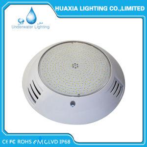 RGB de 24W Blanco 12V 24V LED llenos de resina de la luz de la Piscina