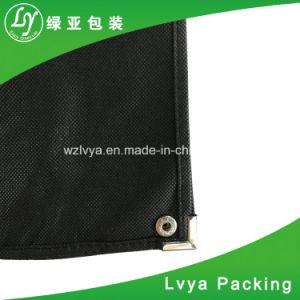 保護のためのNon-Woven Foldable Ecoの友好的なスーツカバー衣装袋