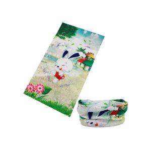 인쇄되는 최고 흡수제 아이 밴대나 곰 디자인 주문 로고 (YH-HS437)