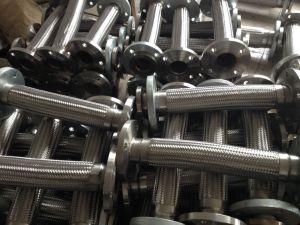 環状の波形のステンレス鋼の軟らかな金属のホース