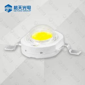 高い明るさ1-3Wの高い発電LED 150-160lm Bridgelux二重チップ