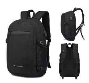 Grande capacité de charge USB étanche Business sac à dos sac antivol pour ordinateur portable