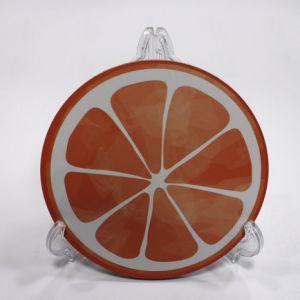 95 X 95 mm- MDF is de Onderleggers voor glazen van de Matten van de Lijst, het Ontwerp van de Douane Welkom